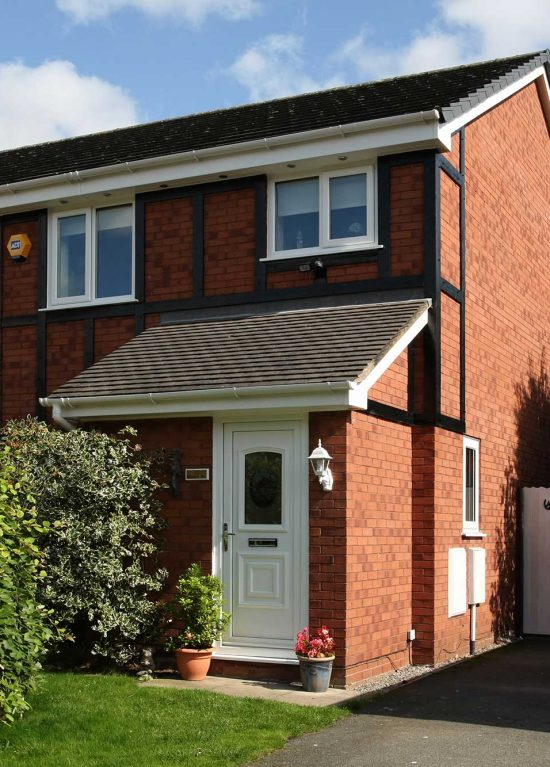 Replacement roofline products for modern property