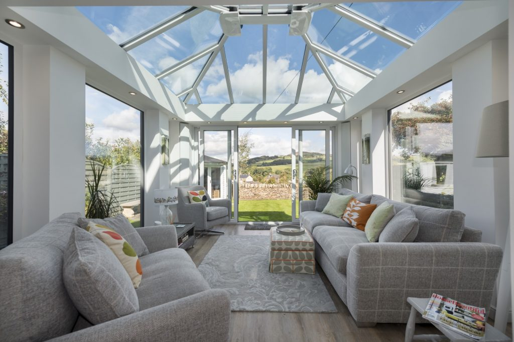 Best types of conservatory roof