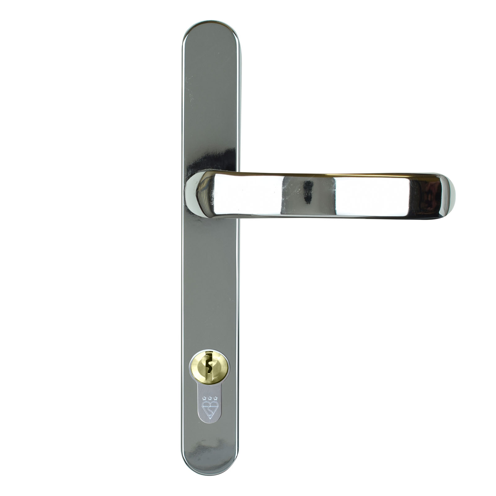 Chrome Finish Stainless Steel Handle